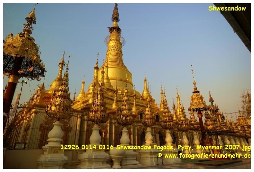 Pyay Myanmar  city photos gallery : 12926 0114 0116 Shwesandaw Pagode, Pyay, Myanmar 2007